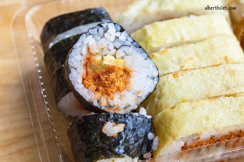 阿婆壽司.鶯歌美食