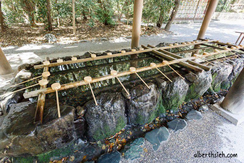 熱田神宮.名古屋景點