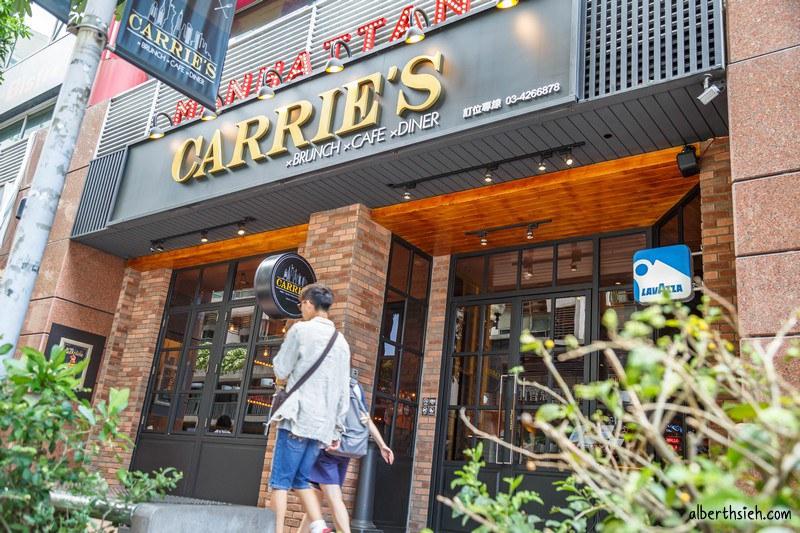 CARRIE'S brunch.中壢美食