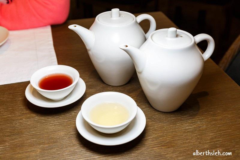 采采食茶文化.台中大遠百美食