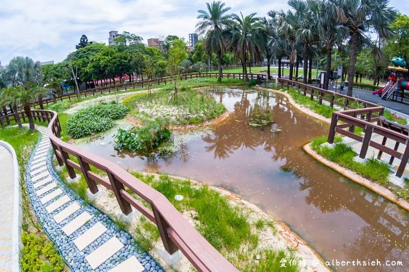 朝陽森林公園.桃園景點