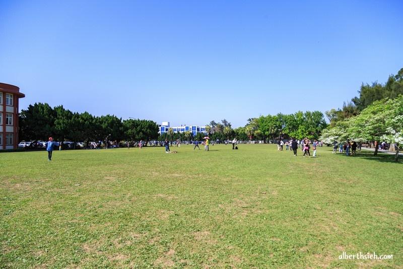 北區水資源局大草坪.桃園龍潭景點