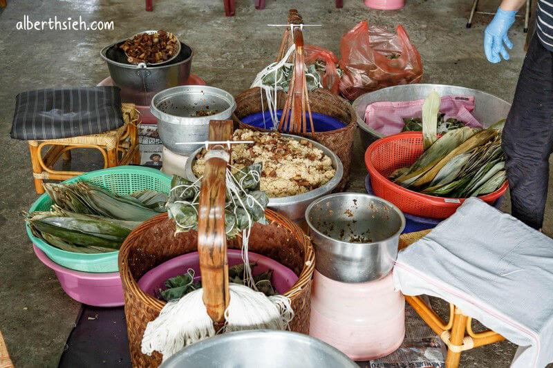 田媽媽外埔肉粽.台中外埔美食(CP值超高一顆只要22元(2018價格))