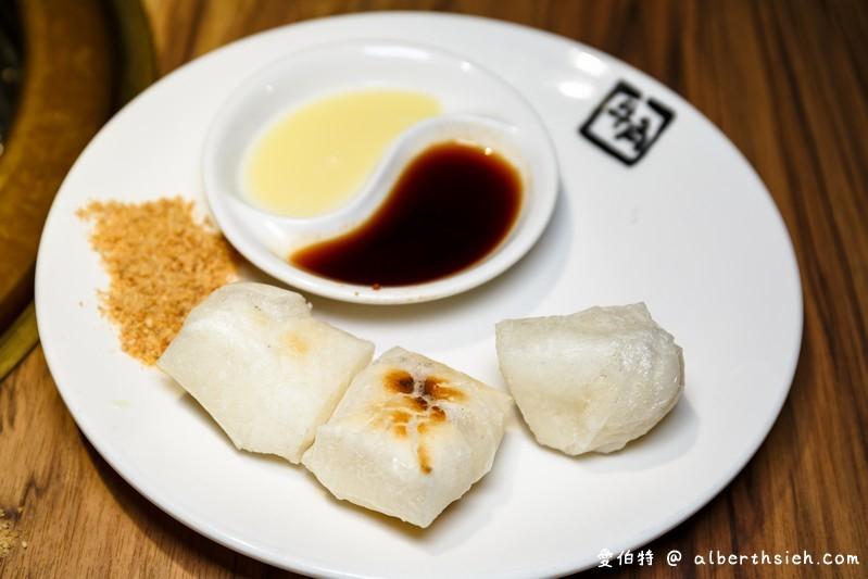 牛角日式燒肉.桃園遠百美食