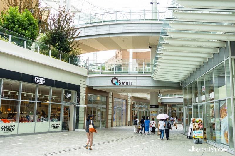 大阪親子遊.Q's mall阿卡將