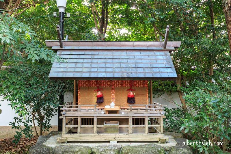 興漢國神社.奈良景點