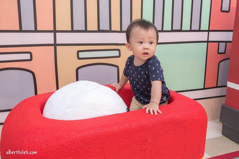水豚君夢幻樂園.台中麗寶Outlet