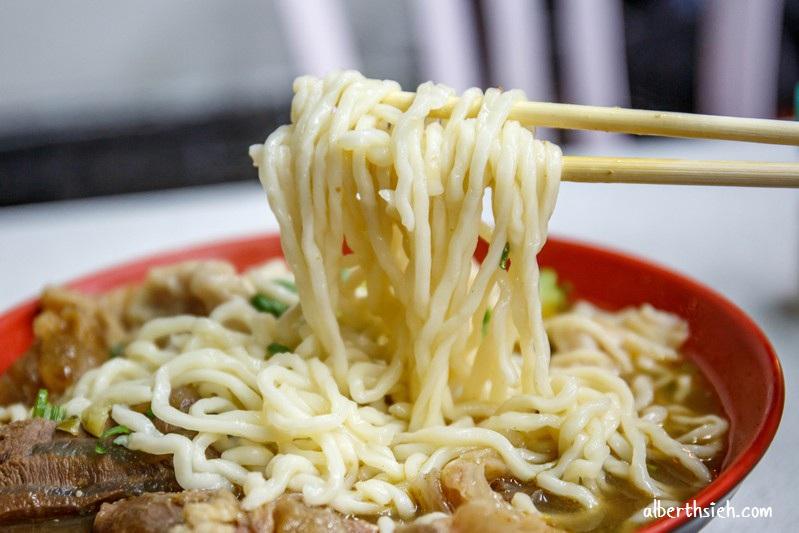 龍華閣川味牛肉麵.台中西區美食