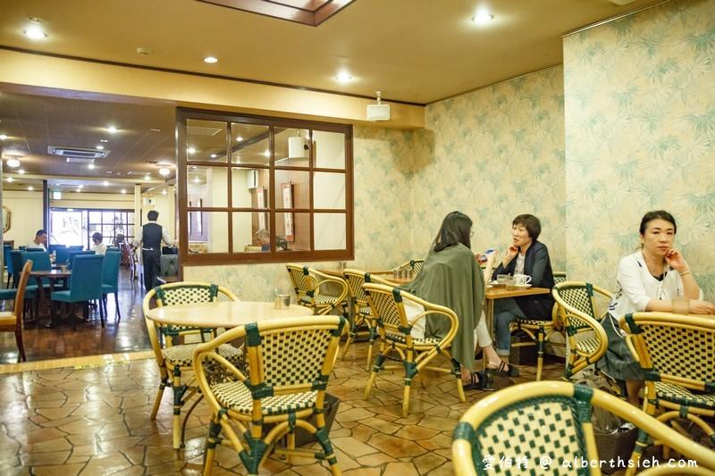 前田咖啡本店.京都美食