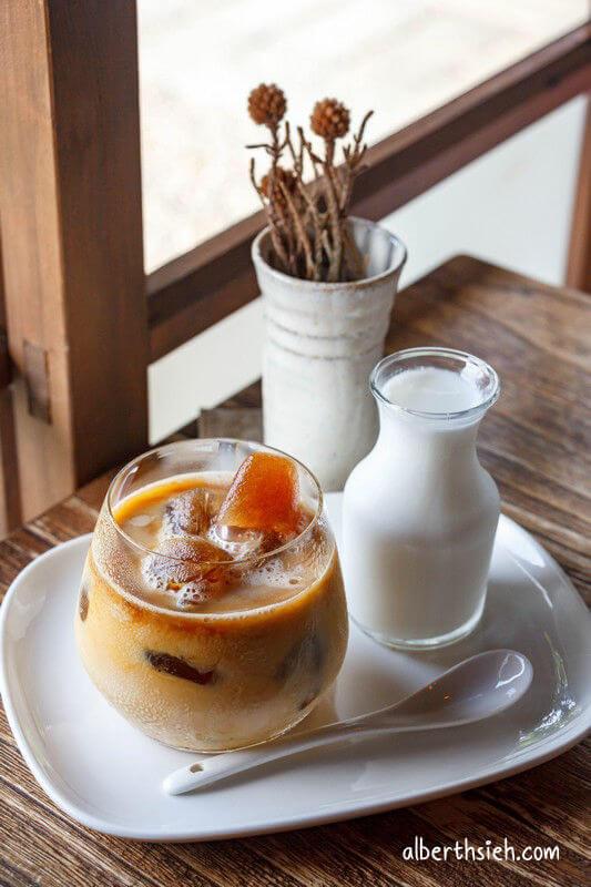 檜意森活村:森咖啡.嘉義美食(全檜木打造的京都復古風情咖啡廳)