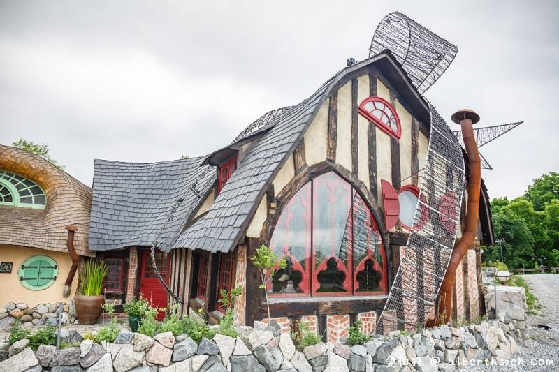 童話屋山姆先生咖啡館.花蓮特色景點