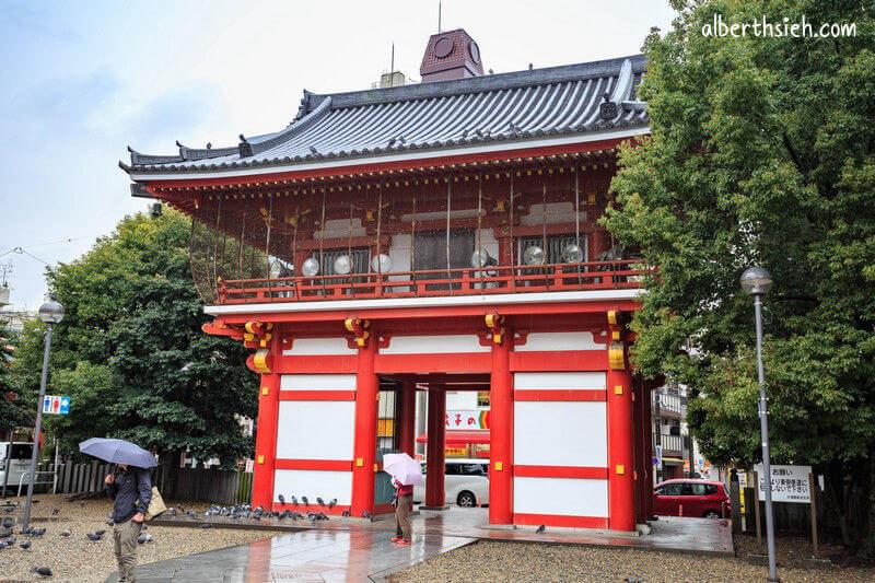 大須商店街&大須觀音.名古屋景點