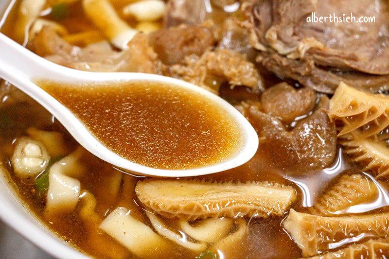 珍味牛肉麵.桃園區美食