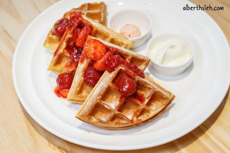 紐約早餐女王Sarabeth's.桃園中壢SOGO美食