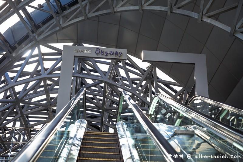 1京都車站空中徑路