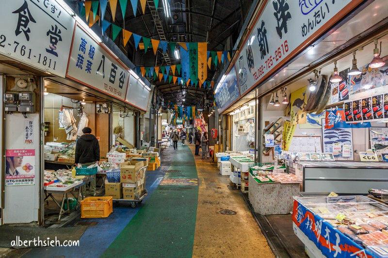 柳橋連合市場.九州福岡(博多廚房生鮮食材都在這裡)