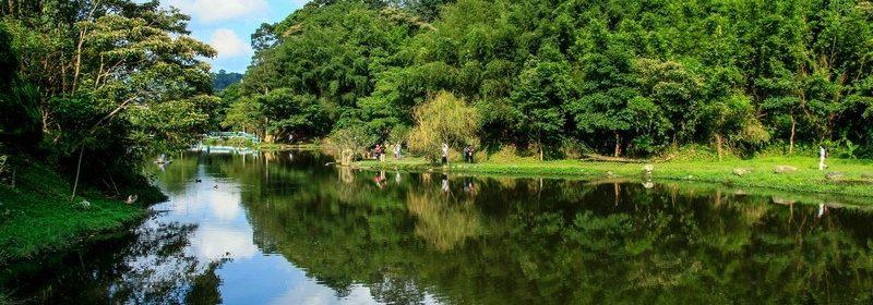豆麥埤塘生態公園.桃園大溪景點