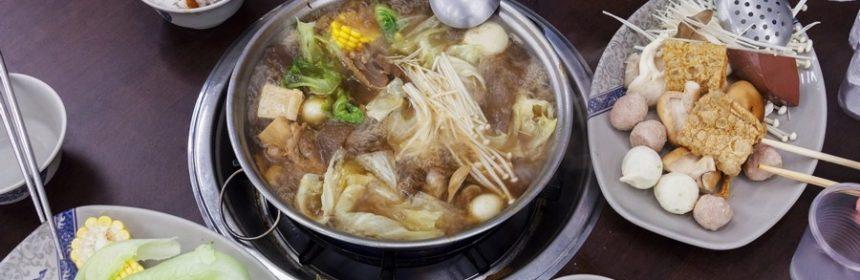 一鍋羊肉吃到飽.桃園南崁美食