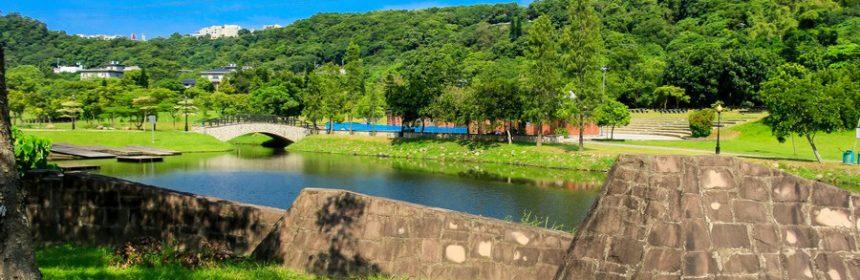 大溪河濱公園.桃園大溪景點