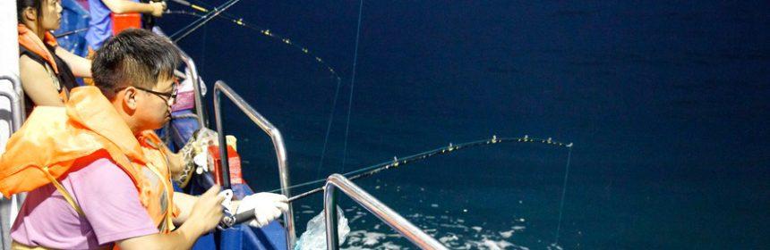 華倫六號娛樂海釣船.基隆遊玩