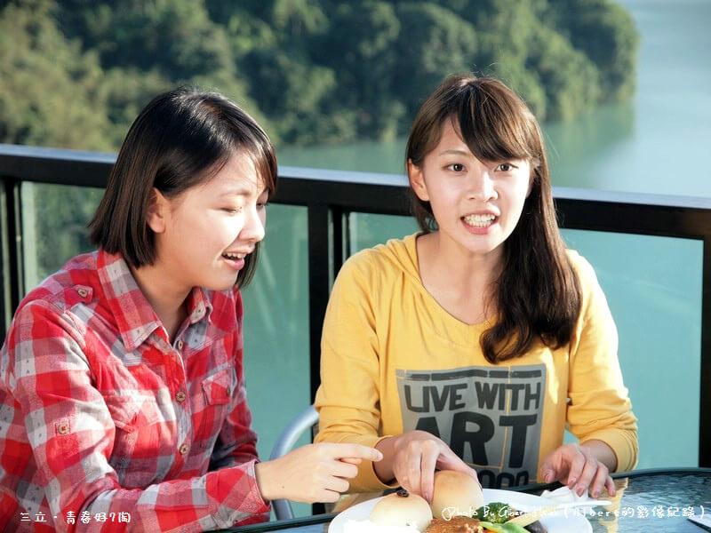 【行腳節目】三立台灣台.青春好7淘(大溪湖畔採訪側拍) @愛伯特吃喝玩樂全記錄