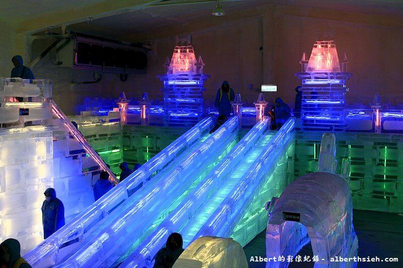 【冰雕展】新竹竹北.2013新竹哈爾濱冰燈嘉年華(冰雕溜滑梯超好玩) @愛伯特吃喝玩樂全記錄