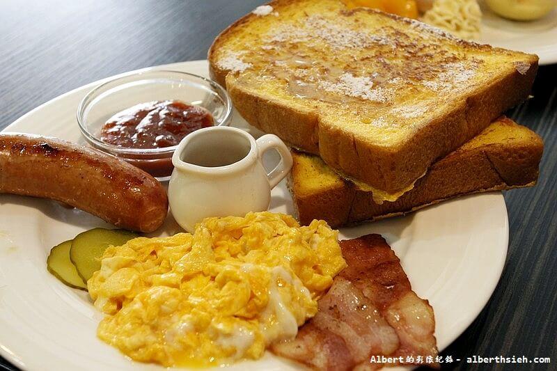 【早午餐】台北中山.鯊魚咬吐司(撫順店)(可以讓你大口吃的早午餐) @愛伯特吃喝玩樂全記錄