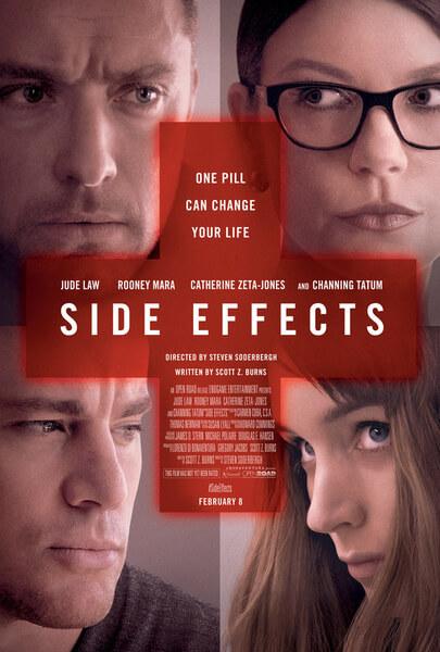 【電影影評】藥命關係(Side effects)(巨大的陰謀,你得一層層的揭開) @愛伯特吃喝玩樂全記錄