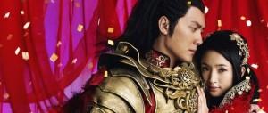 【電視劇觀後感】大陸電視劇‧蘭陵王(浪漫瑰麗戰爭史詩古裝偶像劇)