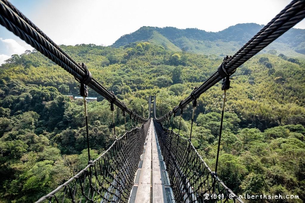 桃園復興景點.義興吊橋
