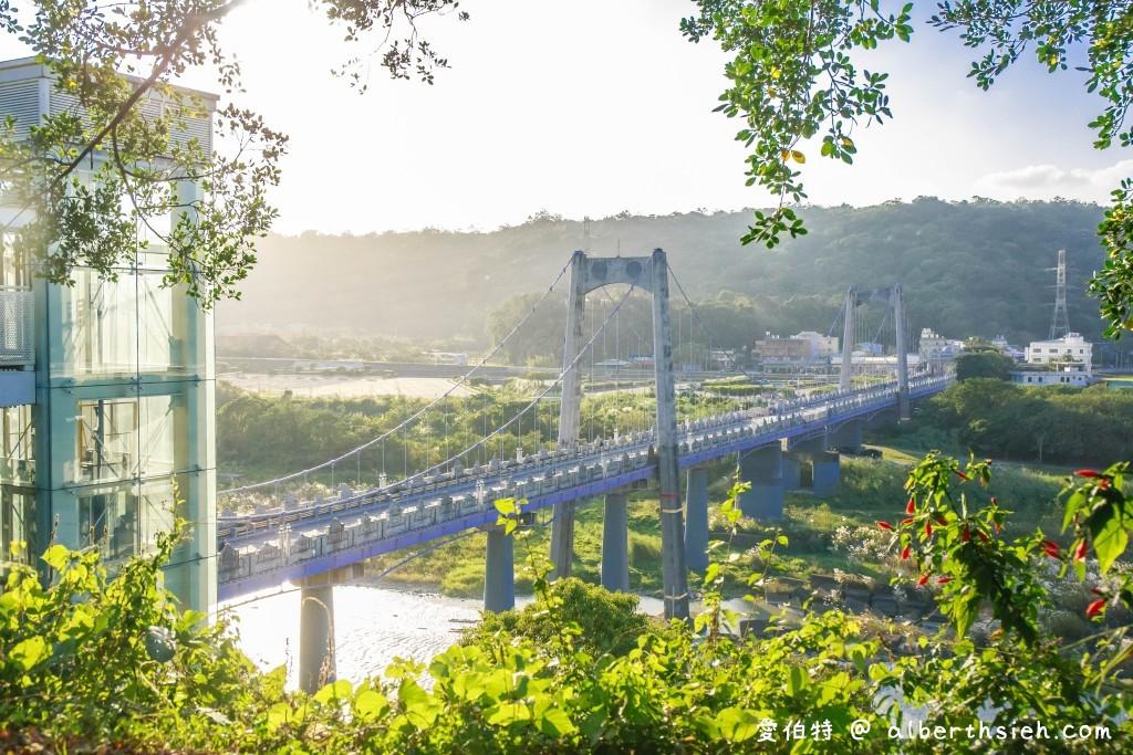 大溪橋.桃園約會景點