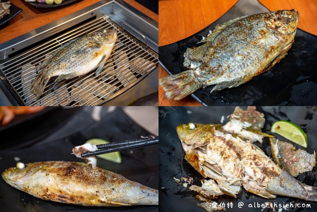 桃園燒烤吃到飽.鱻海鮮炭烤火鍋