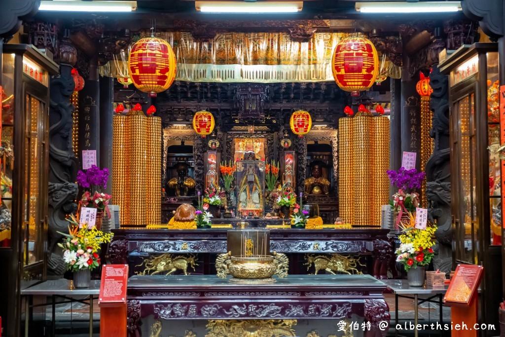 網站近期文章:新北關聖帝君廟宇.新莊武聖廟(260年歷史北台灣最悠久的關帝廟)
