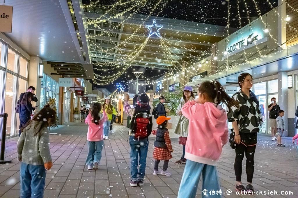 2020桃園聖誕節.華泰名品城聖誕村