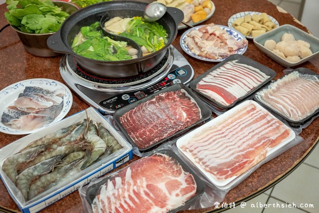 桃園大麻鍋物年菜(精選食材冷凍宅配到家,拆開就可以直接開煮)