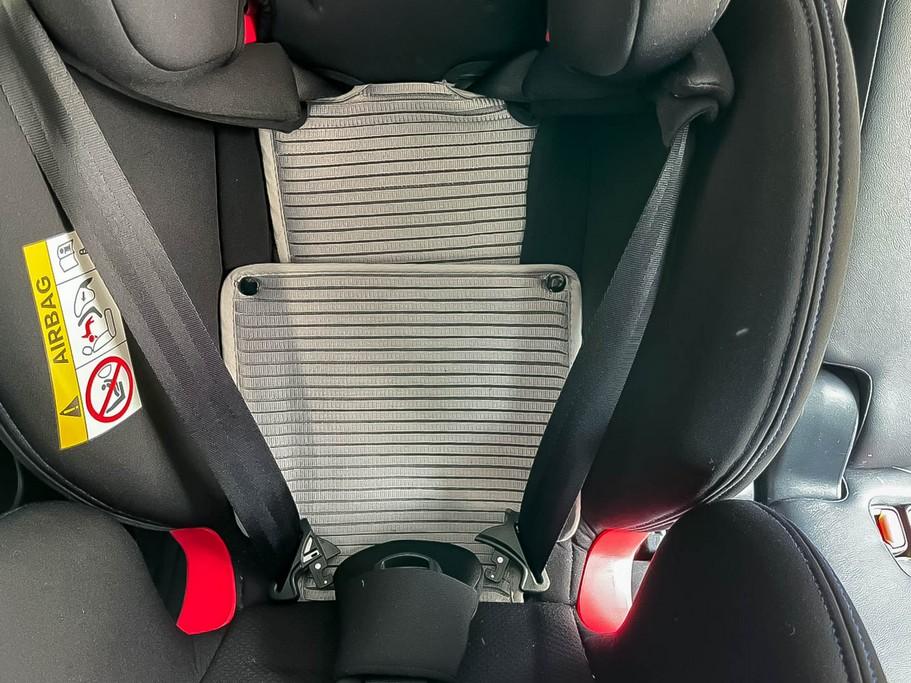 CHICCO SEAT 4 FIX ISOFIX安全汽座AIR版