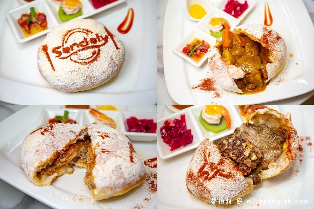 聖朵莉創意烘焙複合式餐廳,桃園大園美食