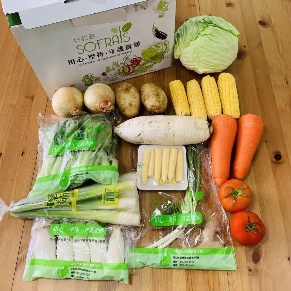 新鮮蔬果箱/水果箱/肉品箱