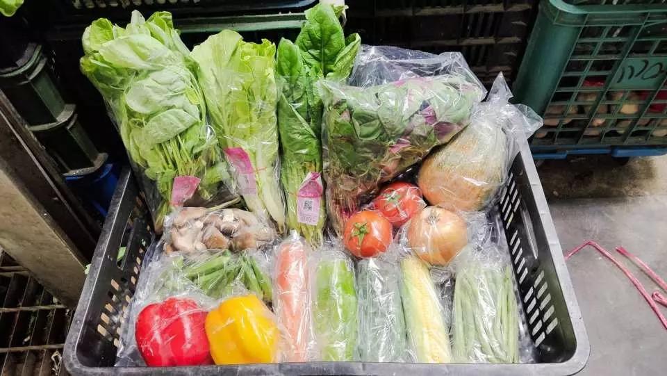 防疫食材箱|嚴選產銷履歷蔬菜&肉品任選組合