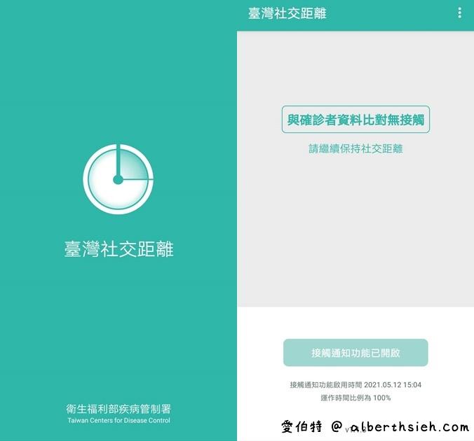 網站近期文章:臺灣社交距離APP(幫你判斷是否曾經與確診者距離2公尺、接觸2分鐘以上時間)