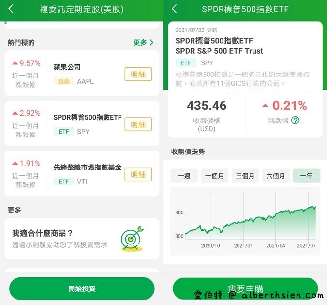國泰世華網路銀行App(線上開立國泰證券複委託帳戶全紀錄)