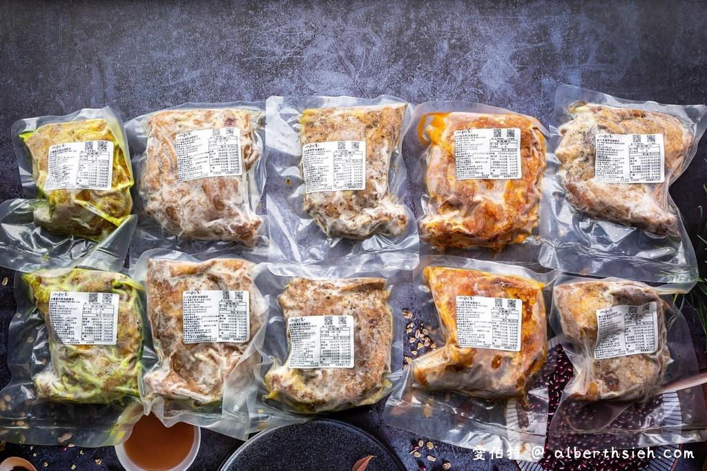 珍旺好食市集,風味熟烤雞腿