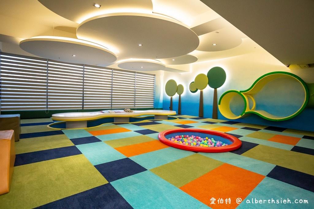 嘉義親子飯店.新悦花園酒店(旋轉木馬、足球場、賽車場小孩超好放電)