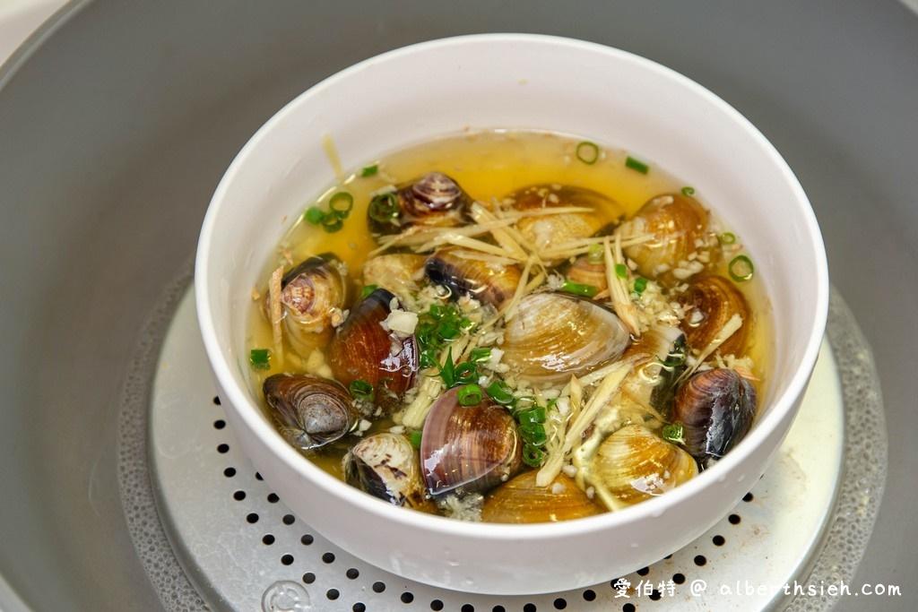 酒蒸蛤蠣.食譜