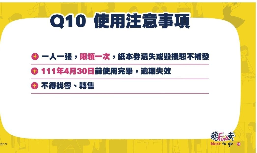 2021藝FUN券