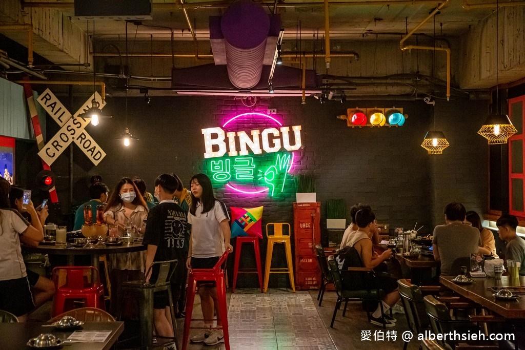 BinguBeer賓屋韓國小酒館.中壢韓式料理