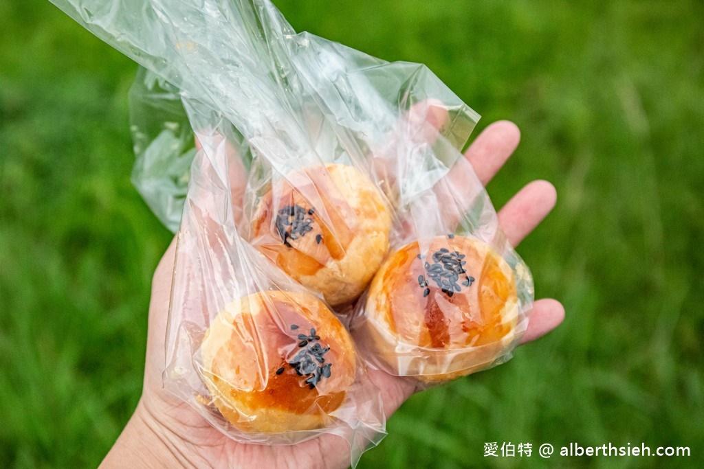 桃園月餅推薦.三合院手工蛋黃酥