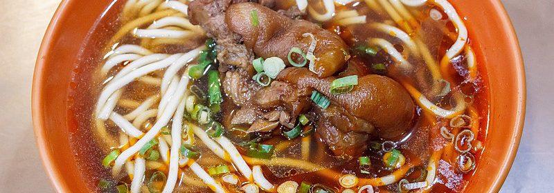 四川味牛肉麵.桃園區美食