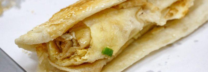 李燒餅-南門市場.桃園早餐
