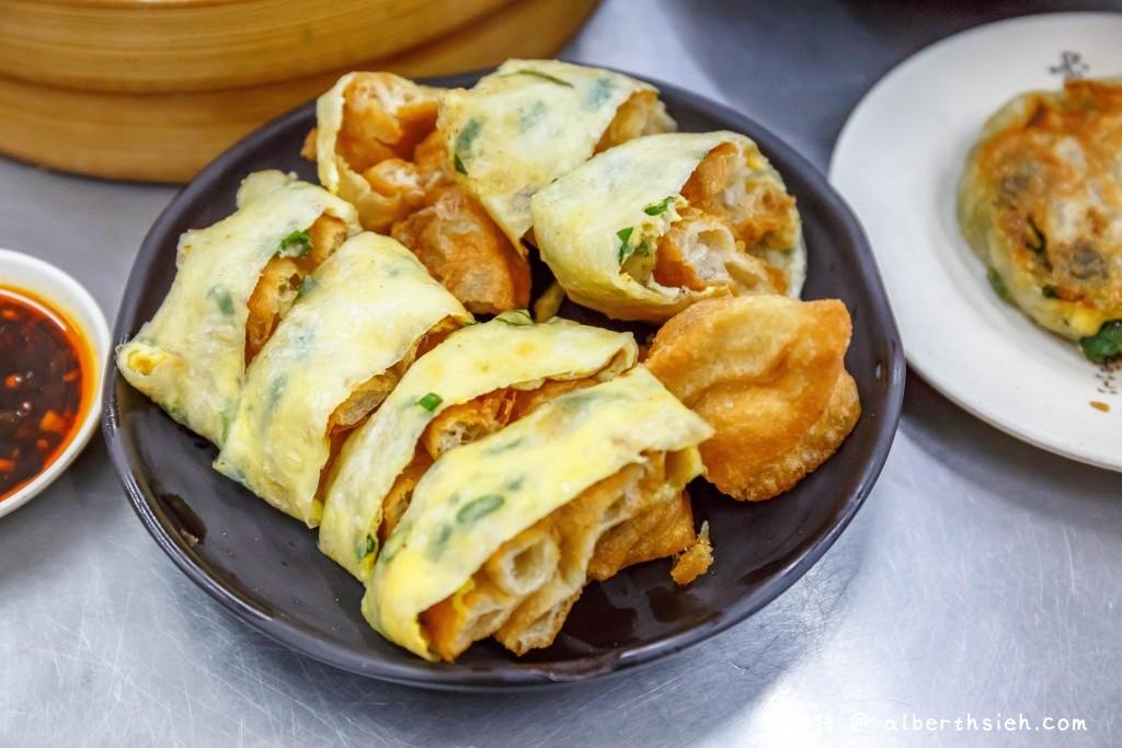 中壢早餐美食.六一一豆漿店